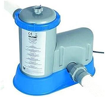 Bestway Bomba 58389 Filtro Cartucho piscinas 5678 LT purificador + ...