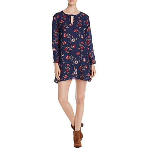cupcakes and cashmere Women's Hazel Printed Swing Dress, Gypsy Soul, Large
