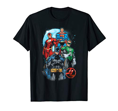 Justice League The Four T Shirt