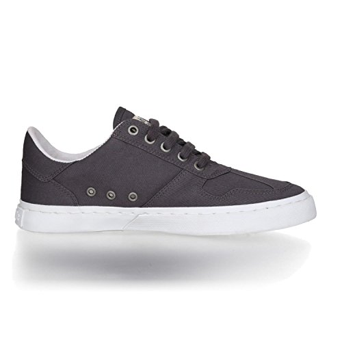Ethletic Sneaker Vegan Root 18 - Farbe Pewter Grey Aus Bio-Baumwolle