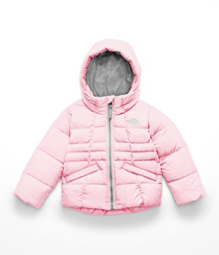 The North Face Todd Girl's Moondoggy 2.0 Down Jacket - Purdy Pink - -