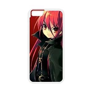 iPhone 6 Plus 5.5 Inch Cell Phone Case White shakugan no shana 09 Vuayx