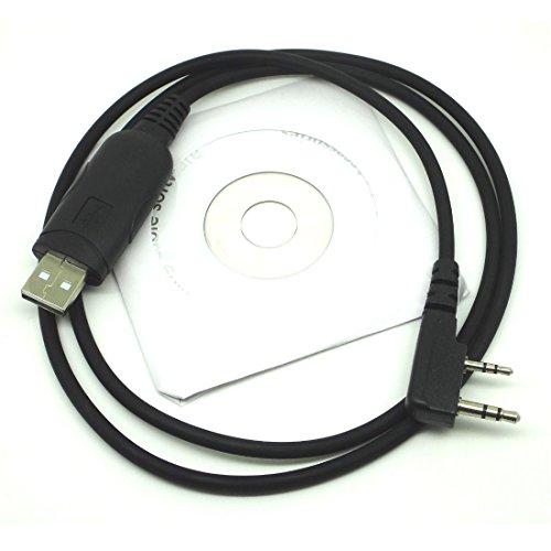 USB Programming Cable for Kenwood Radios TK-2160 TK3160 T...
