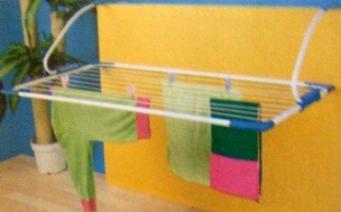 Balkon Wäschetrockner 100cm: Amazon.de: Küche & Haushalt