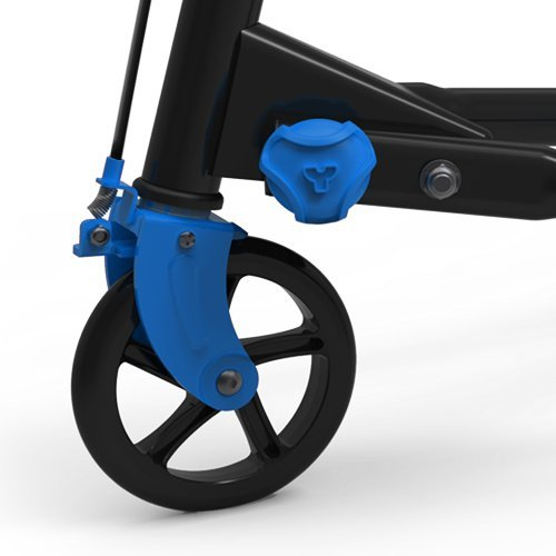 Yvolution YFliker A1 Air Ride On, BLUE/BLACK, One Size by Yvolution (Image #3)
