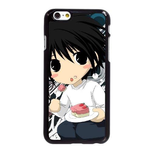 Death Note DJ08BK2 coque iPhone 6 6S 4,7 pouces cas de téléphone portable coque R6HS7T0FB