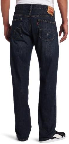 Levi's Men's 569 Loose Straight Jean, Dark Chipped, 44x30