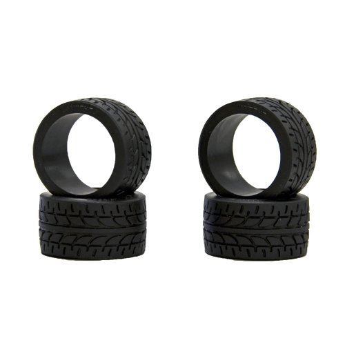 Minute racing radial tire wide 20 MZW38-20 (japan import) by - Kyosho Racing