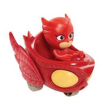 Pj Masks Mini Wheelie Vehicle Owl Glider   Owlette