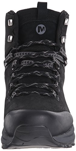 f19140c1e52de8 Merrell Men's Phaserbound Waterproof Hiking Boot, Black, 12 M US