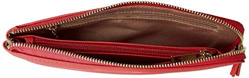 Caprese Shyla Women's Clutch (Dark Red)