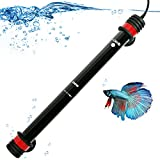 ChungGorGor 250w Aquarium Heater, Quartz Glass Fish Tank Heater with Built-in Thermostat, Automatically Shut-Off, UL Listed, Submersible Betta Tank Water Warmer for 55-75 Gallon Aquarium Larger Image