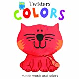 Colors: Match the Words and Colors! (Twisters)