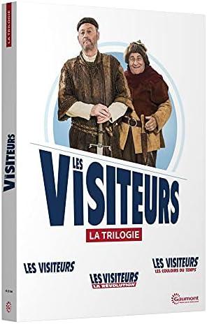 Les visiteurs-L'intégrale