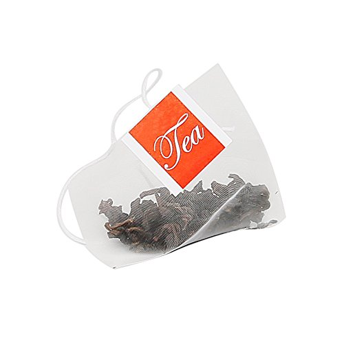 Yan Hou Tang Organic Oolong Herbal Tea Bags Grey Taiwanese Pure Classic Full Loose Spice Leaf - 50 Counts Gunpowder Fermented Aroma Flavor Taste Exactly Chinese Tea Tieguanyin Formosa High Mountain Wulong Teabags