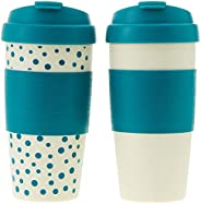 Copco Set of 2 Insulated Double Wall Travel Mugs