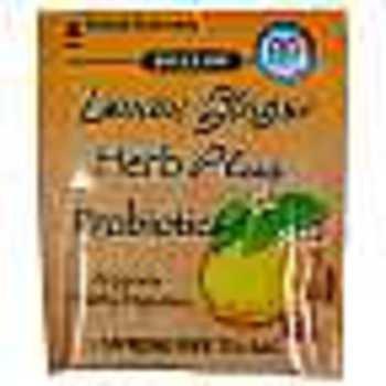 Bigelow Lemon Ginger Herb Plus Probiotics [126 Pieces] *** Product Description: Bigelow Lemon Ginger Herb Plus Probiotics. Single Bag In Sealed Packet. Supports Healthy Digestion. Gluten Free. ***