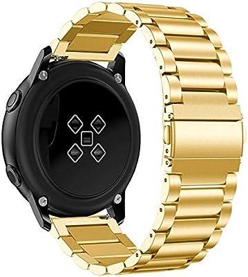 XIHAMA Correa 18mm /20mm /22mm para Smartwatch, Bracelet de ...