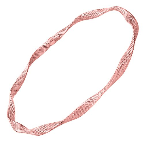 Citerna or Rose 9 carats-Diamant-Twist 65 mm