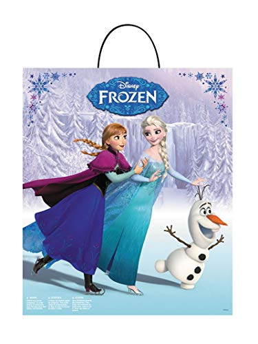 Elsa Halloween Treat Bag (Disney Frozen Essential Treat Bag)