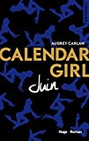 calendar girl juin new romance french edition