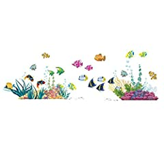 Features:   1. 100% Brand New Wall Stickers.   2. It can be applied to any smooth , clean and dry surface of walls, tiles, glass, furniture, etc., NOT suitable for dirty or rough surface. Removable and creative.   3. No transfer film needed, ...