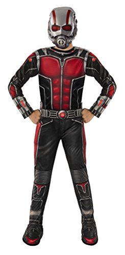 Ant-Man Costume, Child's Large (Duo Halloween Costumes For Kids)