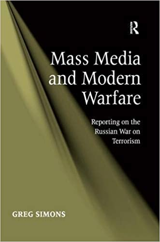 Reporting on the Russian War on Terrorism, 1st Edition