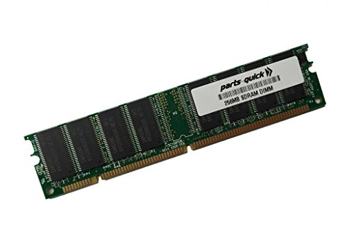 - 256MB Memory Upgrade for Xerox Phaser 2135N 168 pin SDRAM DIMM RAM (PARTS-QUICK BRAND)