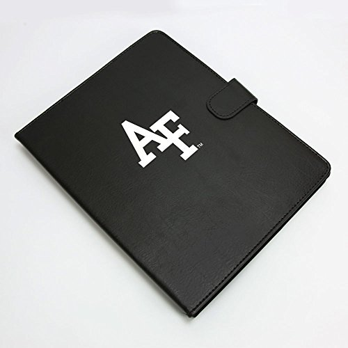 Guard Dog NCAA Air Force Falcons Alpha Folio Case for iPad 2/3, One Size, Black
