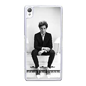 Sony Xperia Z3 Cell Phone Case White Mika YT3RN2547522