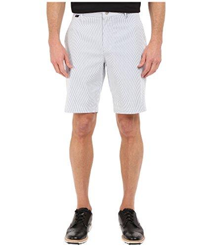 Nike Golf Modern Fit Seersucker Shorts (Ocean Fog) 30