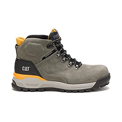 Caterpillar Kinetic Ice+ Waterproof Thinsulate Composite Toe Work Boot Men 11 Gunmetal | Fashion Sneakers