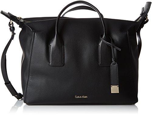 Calvin Klein Downtown Duffle Borsa a mano 32 cm Nero (Black)