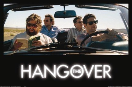 The Hangover Off To Vegas Bradley Cooper Ed Helms Zach Galif
