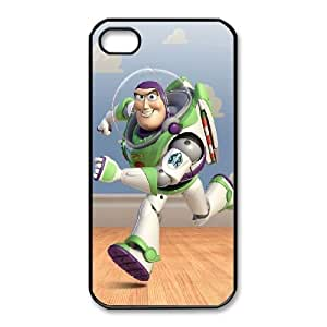 iphone4 4s phone cases Black Toy Story Jessie Buzz Lightyear cell phone cases Beautiful gifts PYSY9406239