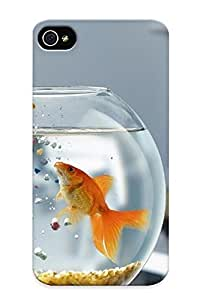 meilinF000Goldfish Feeding Case Compatible With iphone 5/5s/ Hot Protection Case(best Gift Choice For Lovers)meilinF000