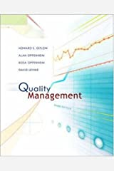 Quality Management with Student CD (McGraw-Hill/Irwin Series Operations and Decision Sciences) Hardcover