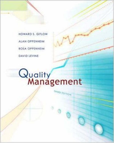 Quality Management with Student CD (McGraw-Hill/Irwin...