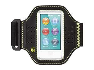 Griffin GB36035-2 brazalete deportivo - Active - entrenador - Nano (7th) Apple iPod - negro