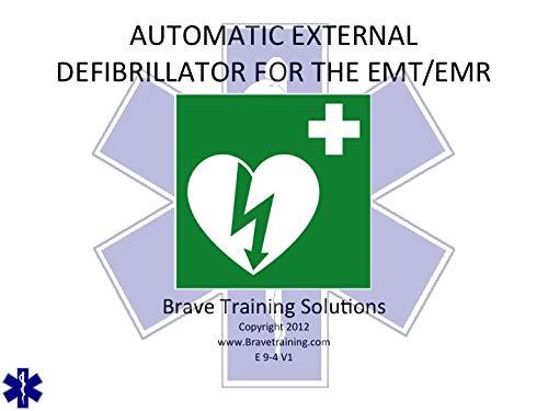 amazon com automatic external defibrillator aed ppt training