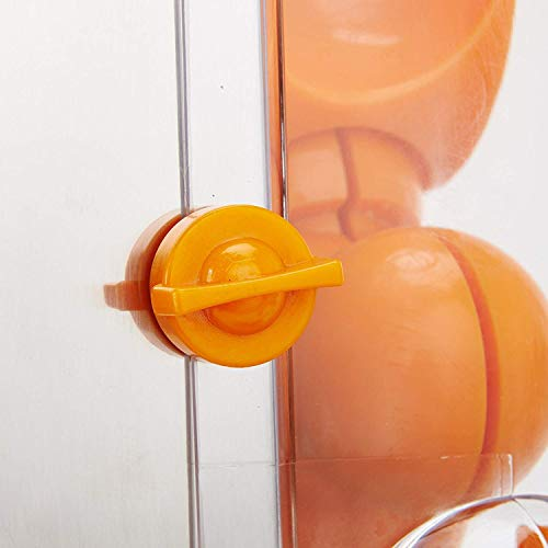 VEVOR Commercial 120W Juicer Orange Juice Machine Stainless Steel tank Stainless Steel tank by Vevor (Image #8)