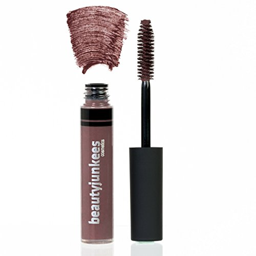Tinted Eyebrow Gel Brow Mascara - Best Auburn Tint Browgel Filler for Natural Eye Brow Sculpting, Shaping, Volumizing, Setting, Sealer, Tamer, Made in the USA, Paraben Free, Maquillaje Para Cejas