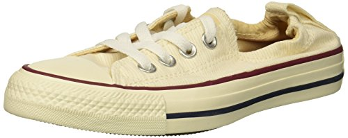 ck Taylor All Star Shoreline Sneaker, Light Twine egret, 5 M US ()