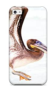 Mark Gsellman Andrews's Shop Hot Defender Case For Iphone 5c, Pelican Water Bird Pattern