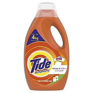 Tide Automatic Whites & Colors Power Gel Detergent - 1.8 Ltr