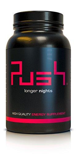 PUSH - #1 Energy Booster || Steigert Fokus, Konzentration und Motivation || Für Maximale Leistungsanforderungen!