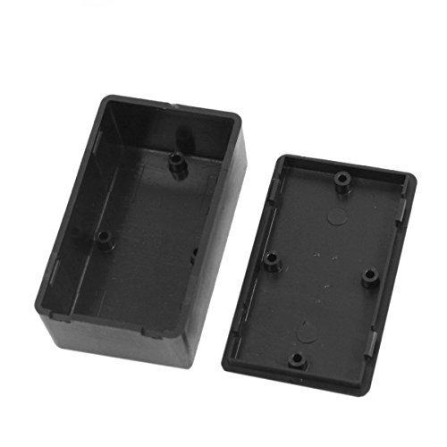 Saim Plastique /étanche Coque de jonction pour DIY /électrique projets 60/x 36/x 25/mm Bo/îte de jonction 5/pcs