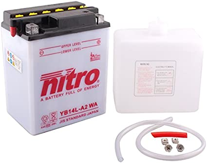 Nitro YB14L-A2 WA -N- Batería