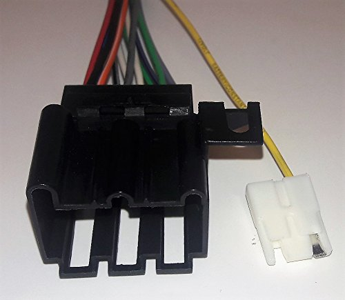 86 Chevy Impala (Wire harness for Installing a new radio into a CHEVROLET, IMPALA, 1985, 1986, 1987, 1988, 1989,)